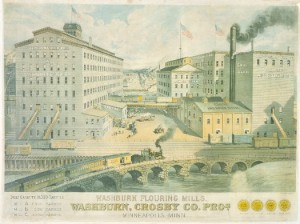A brief history of Washburn A Mill