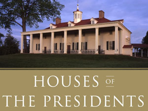 Houses of Presidents book cover