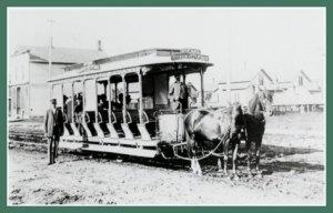Horsedrawn Streetcar