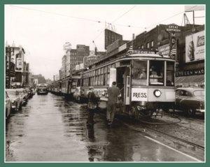 Last Streetcar Run