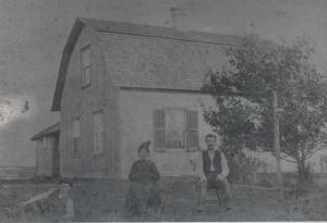 Erickson Log House