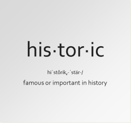 Definition of History