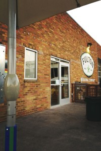 Fulton Brewery Exterior