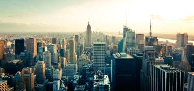NYC Skyline Midday