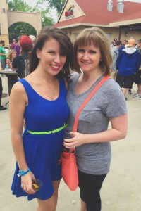 Jess and I at the St. Paul Beer Festival